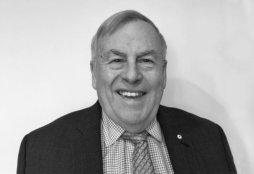 Dr Ron Sandland