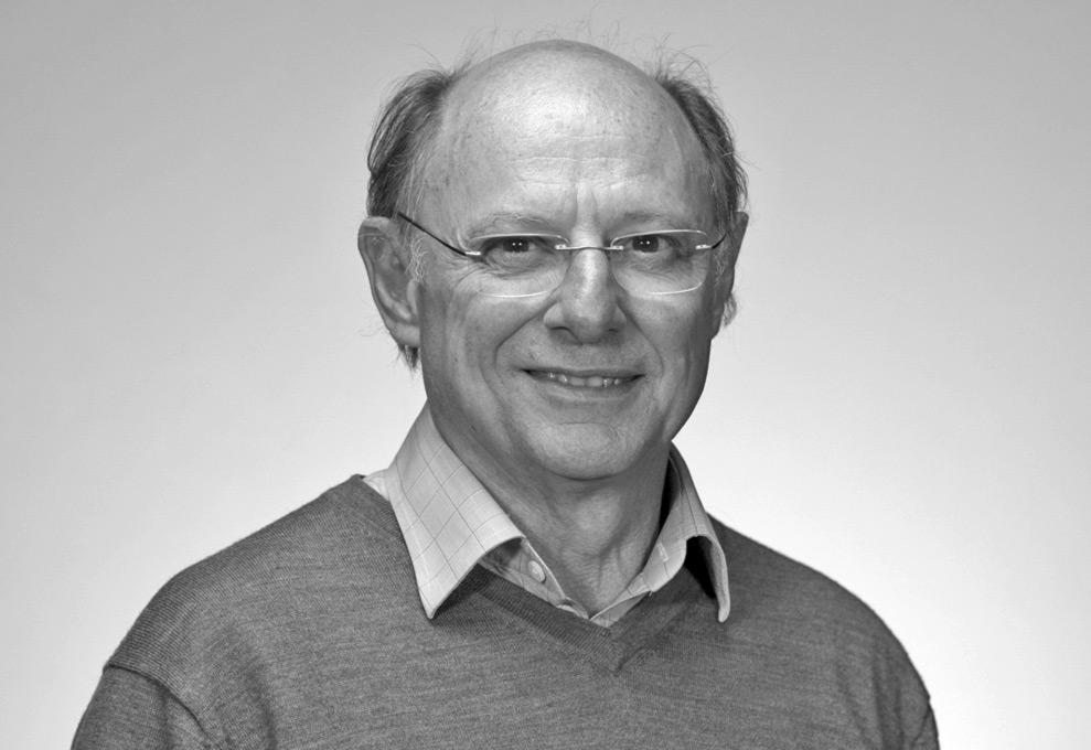 Prof Tony Bacic